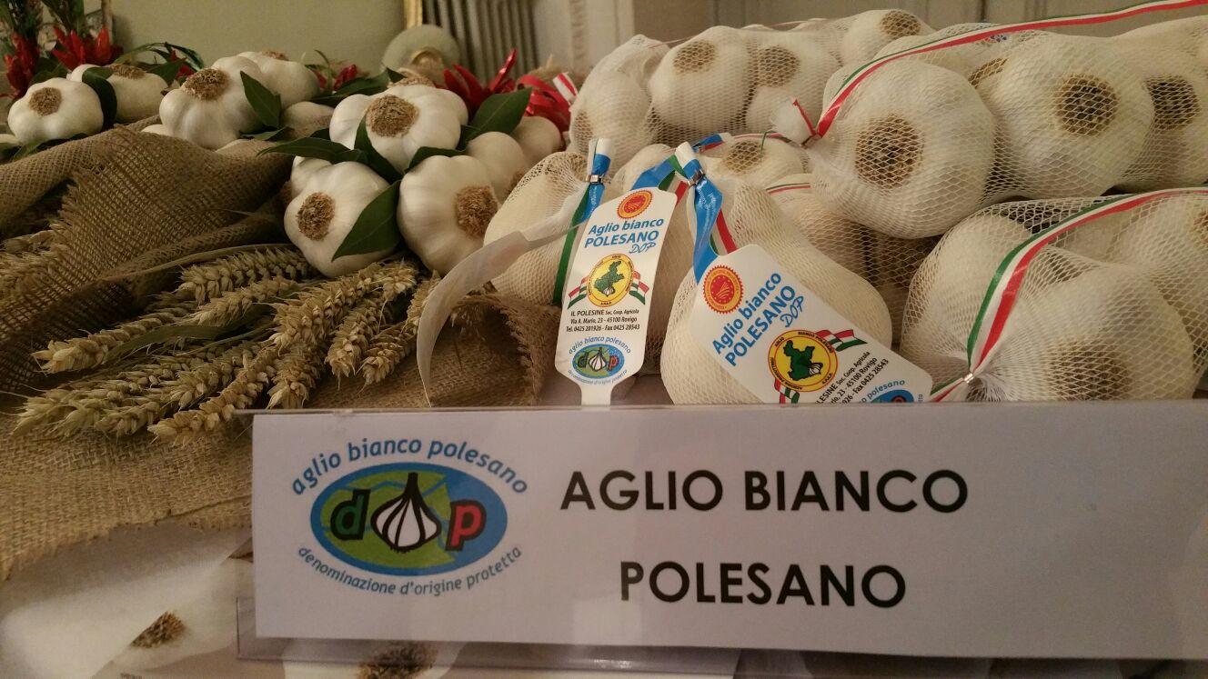 L'AGLIO BIANCO POLESANO DOP A FRUIT LOGISTICA DAL 7 AL 9 FEBBRAIO A BERLINO