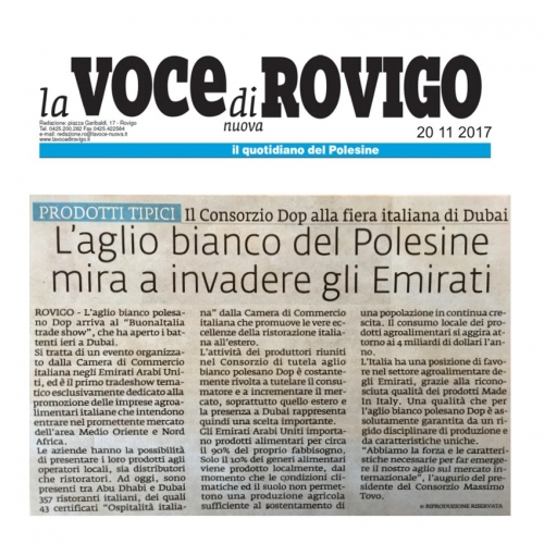 La Voce di Rovigo