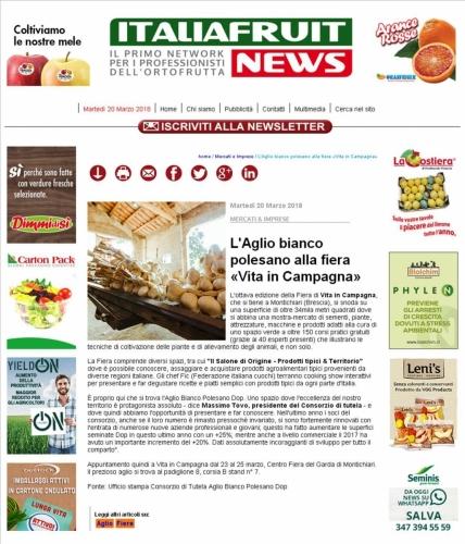 ITALIAFRUIT NEWS